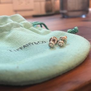 Tiffany & Co Diamond Earrings